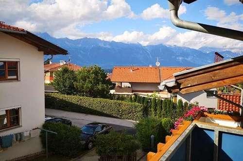 Riedbach: 3 ZI + Balkon + herrlicher Ausblick
