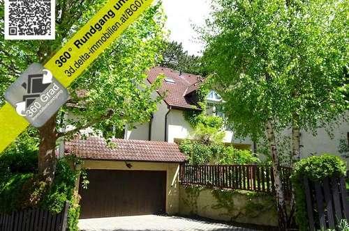 Bisamberg: 5 ZI RH + Garten + Ruhelage