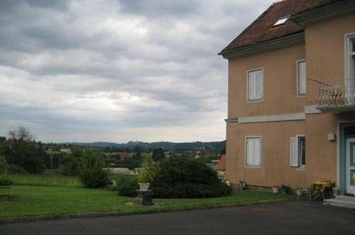 Wohnen im Kurort Bad Gleichenberg 3ZI+AllgGarten+Parkplatz