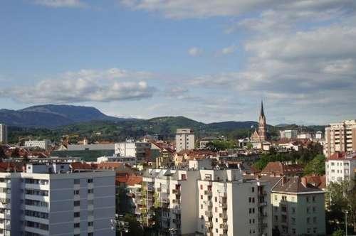Graz-Stadt: Exclusiv mit Pool am Dach, Sauna, TG, Lift, Terrasse, barrierefrei u.v.m.
