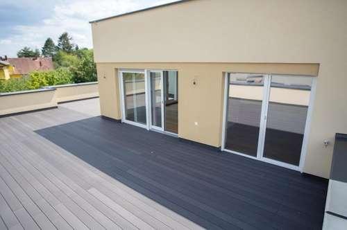 NATURNAH - EXKLUSIVE Penthouse-Maisonette 4ZI+2 Dachterrassen 160m² wunderschöner Ausblick ! PROVISIONSFREI !