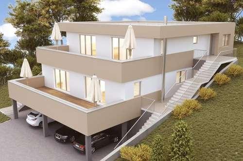 Stadtnähe PENTHOUSE-FLAIR 3ZI+ 22m²Terrasse+Carport  schöner Ausblick ! Provisionsfrei !