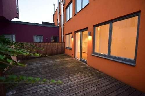 38 m² mit Terrasse in bester Lage- unbefristet!