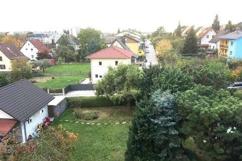 Untergaumberg an der Stadtgrenze Linz-Leondng!