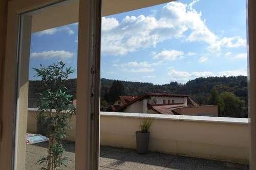 Mariatrost sonnige Maisonette  4ZI S/W Balkon+Terrasse inkl.Carport+PP