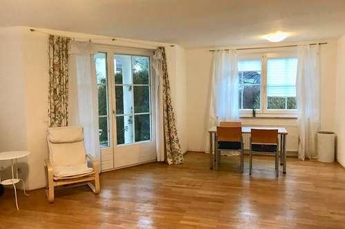 Nonntal/Hofhaymer Allee: 2 Zimmer - idyllische Terrasse!