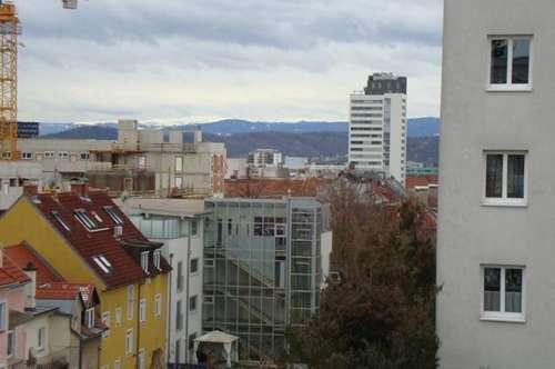 TU Nähe - 2 Balkone - saniert - sonnig - repräsentativ -  50 qm großes Wohnzimmer