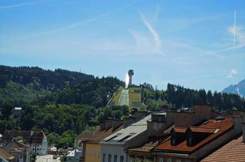 Penthouse über den Dächern Innsbrucks