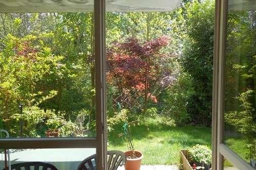 Mariatrost am Kroisbach 2ZI+ Terrasse-GARTEN idyllisch, naturnahe,barrierefrei TG