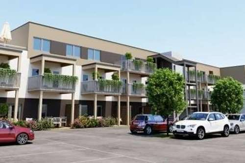 Bestlage im Zentrum- ERSTBEZUG PROVISIONSFREI moderne 2ZI +13m² Wohnterrasse Parkplatz