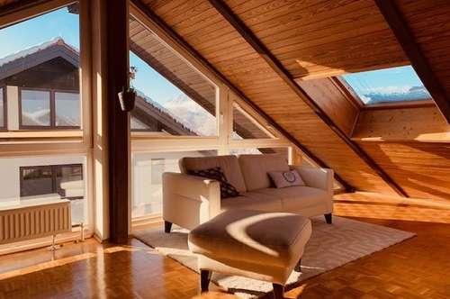 Hoch hinaus! 3 Zimmer Dachgeschoss-Maisonette