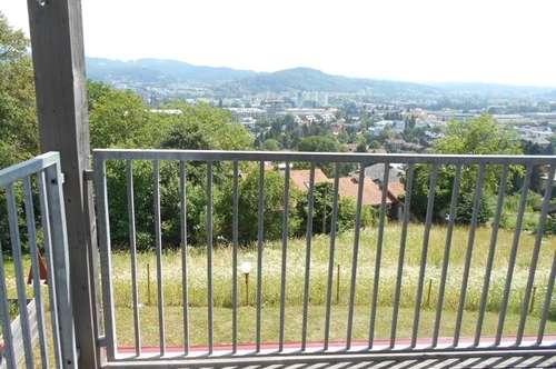 Ruhelage mit Ausblick  sonnige 3ZI+ Balkon, PP naturnahe am Wald gelegen
