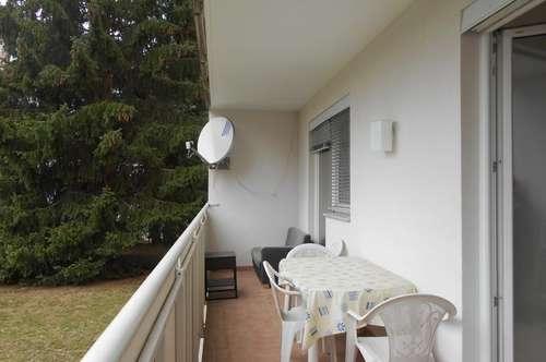 Sonnige, ruhige 4ZI mit Balkon parken kostenfrei nahe TU, Krone Center