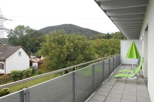 Sonnige 3ZI +Terrasse 18m² naturnahe im Grünen, PP EKZ Shopping Nord provisionsfrei