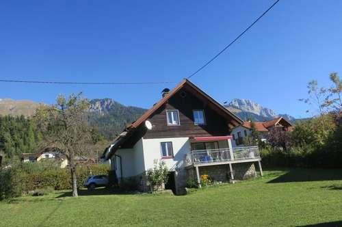 Wohnhaus in sonniger Lage Oberes Gailtal