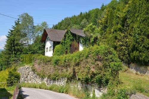 Wohnhaus mit idyllischem Garten im oberen Drautal zu verkaufen.