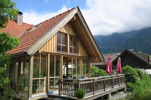 Perfektes Wohnhaus mit Schwimmteich im oberen Gailtal