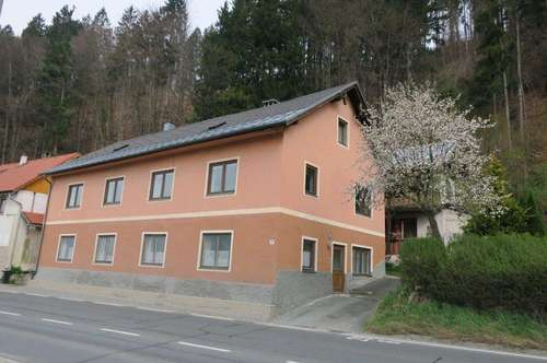 Wohn-Geschäftshaus Nähe Hermagor