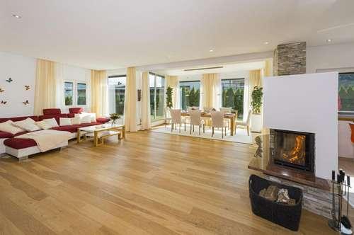 Massiv Holzhaus in Villa-Design in Schwendt bei Kössen