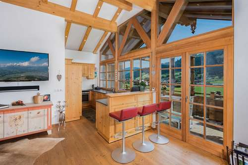 Traumhaftes Penthouse in Oberndorf