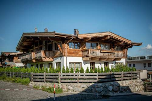 Luxus Landhaus mit spektakulärem Kaiserblick in Going