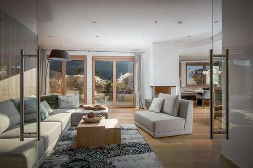 Hochwertige Wohnung in sonniger Aussichtslage von Kirchberg