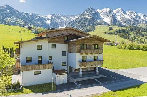 Neubauwohnungen in Walchsee