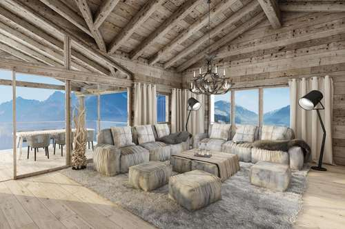 Ski-in / Ski-out Luxus Wohnungen in sonniger Aussichtslage