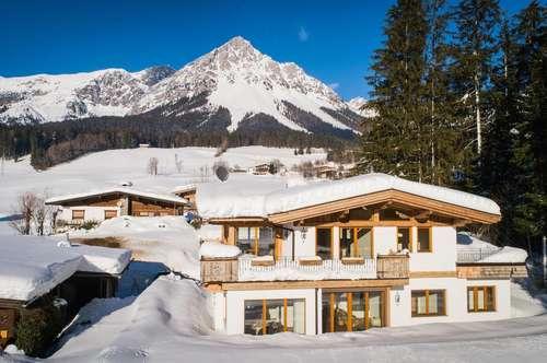 Wunderschöne Dachgeschosswohnung in idyllischer Lage von Ellmau