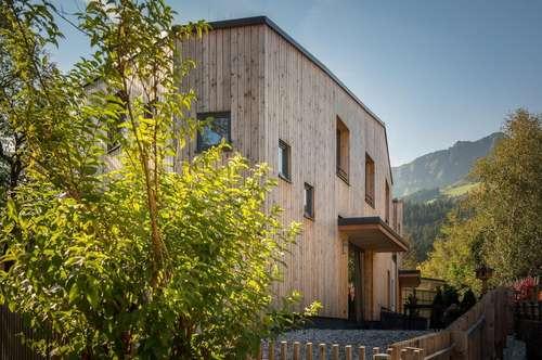 Almdorf Chalet - moderner Hausanteil in St.Johann in Tirol