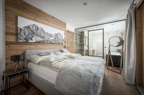 Möblierte Luxus Wohnung in herrlicher Lage von Kitzbühel, Top 2