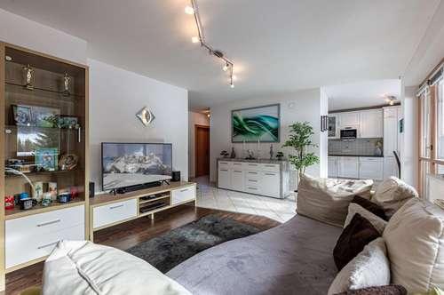Traumhafte Wohnung im idyllischen Pillerseetal