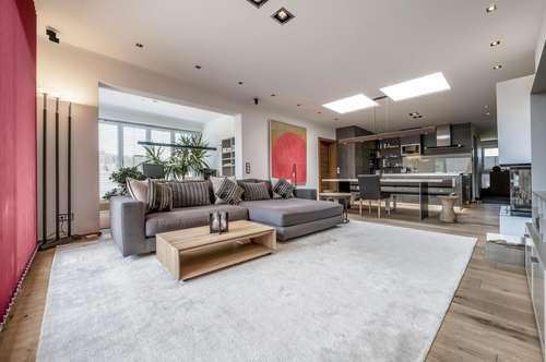 Hochwertige Penthouse Wohnung mit 360° Blick