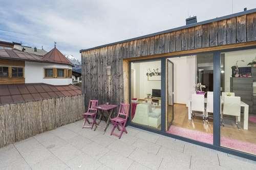 Kaiser-Loft Apartment in ruhiger Lage in St. Johann in Tirol