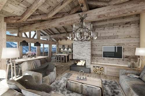 Luxus Chalets mit Zweitwohnsitz in Skilift- Nähe