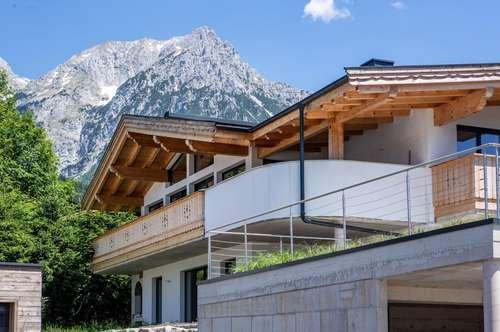 Wohnen am Fuße des Wilden Kaisers - schöne Duplex Wohnung mit sagenhaftem Ausblick