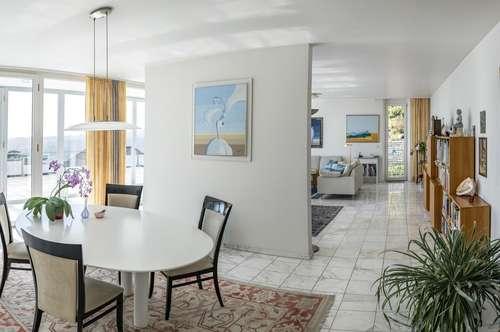 Sie lieben Außergewöhnliches? Wohntraum der Extraklasse in prächtiger Lage am Pöstlingberg und imposanten Ausblicken!