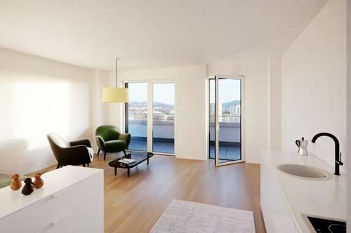 NEUE WOHNIMPULSE MIT STIL, 32,89 m2, Top 13.07 (provisionsfrei)
