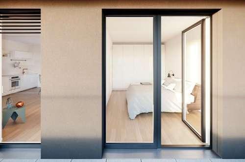WUNDERBARE NEUBAUWOHNUNG MIT TOLLER INFRASTRUKTUR, 48,91 m², Top 08.08 (provisionsfrei)