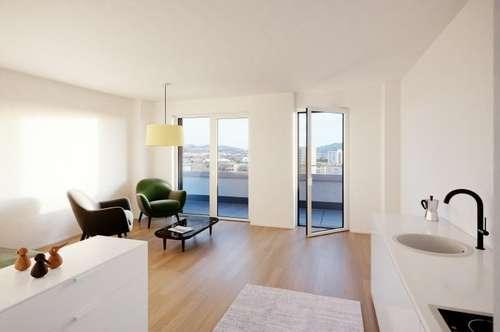 HERRLICHE SINGLE-WOHNUNG IM URBANEN GEFÜGE, 34,61 m², Top 16.12 (provisionsfrei)