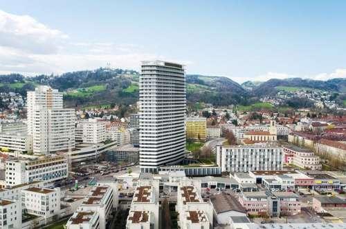 EINE AUSSICHT ZUM VERLIEBEN, 52,08 m², Top 24.05 (provisionsfrei)
