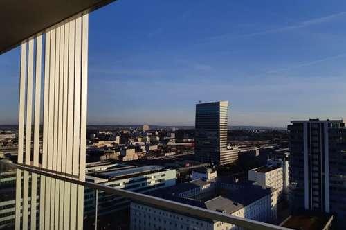LUXUS City-Wohnung! Lux-Tower
