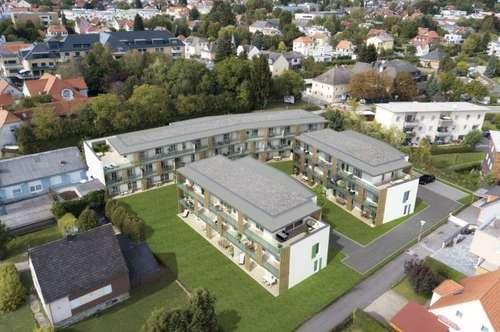 Moderne Erstbezugswohnung mit Grünfläche in Gleisdorf