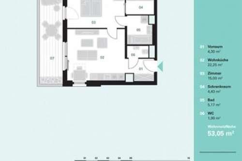 Luxuriöse Singlewohnung mit großem Balkon sucht nette Mieter...!!!