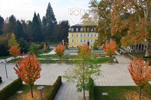 Wunderschöne 4 Zimmer Wohnung im Herzen von Bad Gleichenberg! Altbau, hell, barrierefrei, Traumblick