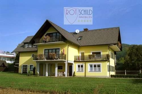 3 Zimmer Wohnung im Grünen, großzügig, 3 Balkone, 2 Bäder, Garten in Bad Gleichenberg.