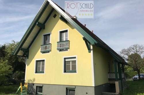Sensationelle Lage in Graz - Einfamilienhaus zum renovieren oder ausbauen !  sonniger Garten !,