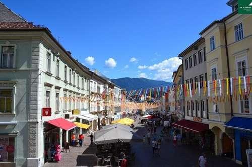 Ruhig gelegen Altstadtwohnung am Hauptplatz