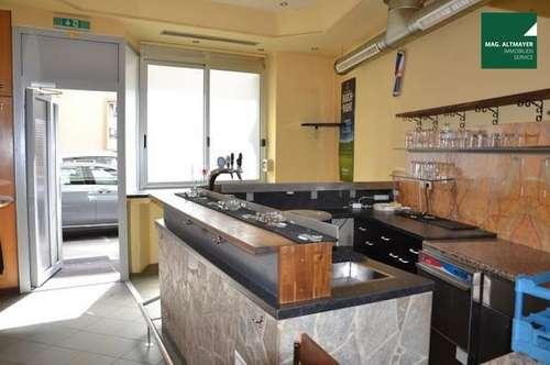 Bar - Stehcafé im Stadtzentrum