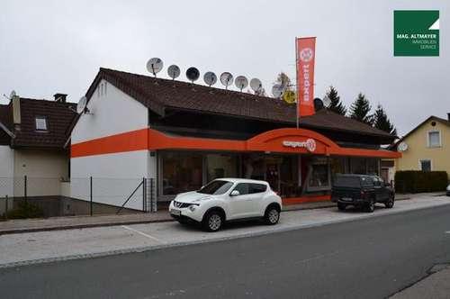 Rendite- Betriebsobjekt in Ferlach